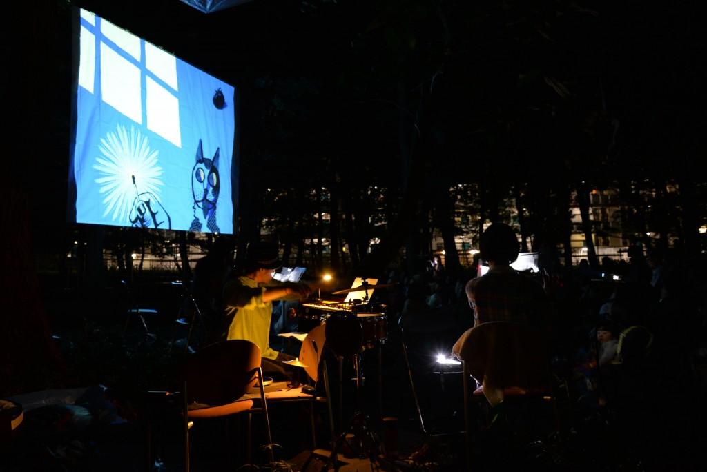 第13回月夜の幻燈会『セロ弾きのゴーシュ』